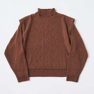 ジエダ(Jieda)の週末限定値下げ新品タグ付きryo takashima3way  Knit(ニット/セーター)