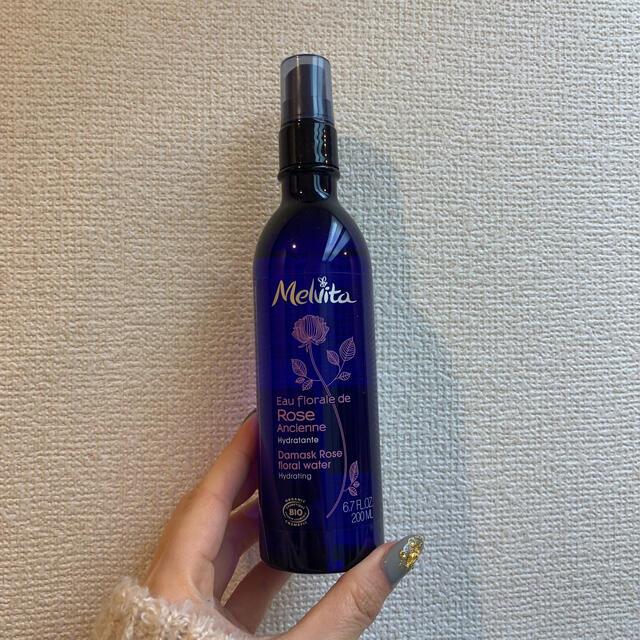 Melvita(メルヴィータ)のメルヴィータ フラワーウォーター リセットミスト ローズ コスメ/美容のスキンケア/基礎化粧品(化粧水/ローション)の商品写真