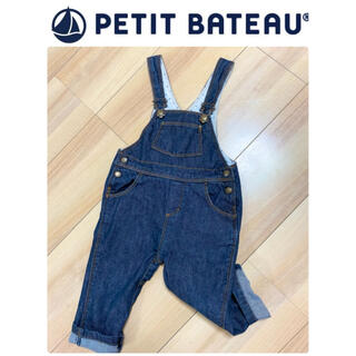 PETIT BATEAU - オーバーオール