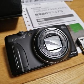 富士フイルム - 富士フイルム FINEPIX F900EXR ファインピクス 中古 ブラック 黒