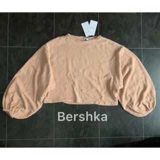 ベルシュカ(Bershka)の新品未使用タグ付♡Bershka♡バルーン袖ニット(ニット/セーター)