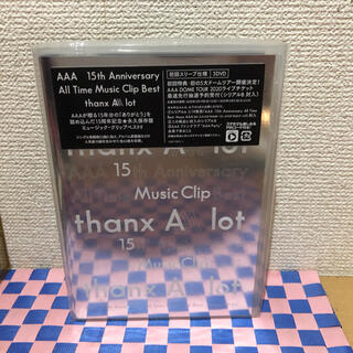 AAA - AAA 15th Anniversary All Time Music Clip