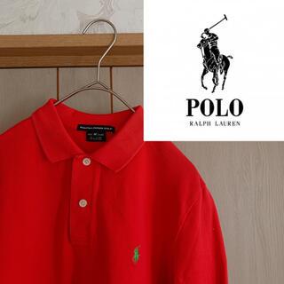 Ralph Lauren - ポロラルフローレン フロント刺繍ポロシャツ