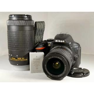 Nikon - Nikon d5600 ダブルズーム レンズキット