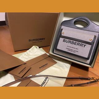 BURBERRY - 美品 バーバリー Burberry ショルダーバッグ