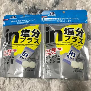 モリナガセイカ(森永製菓)の森永製菓 in タブレット 塩分プラス ✖️2(ビタミン)