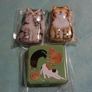 カルディ(KALDI)のねこ缶 チョコ&キャンディ(菓子/デザート)