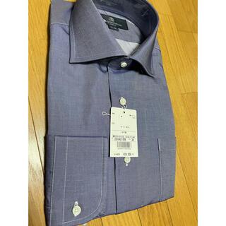 アクアスキュータム(AQUA SCUTUM)のワイシャツ41-84【新品未使用】(シャツ)
