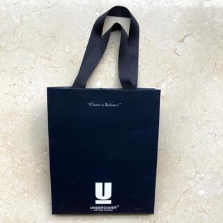 アンダーカバー(UNDERCOVER)のUndercover アンダーカバー 黒 ショップ袋(ショップ袋)