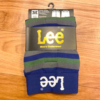 リー(Lee)の新品未使用☆LeeボクサーパンツMサイズ(ボクサーパンツ)