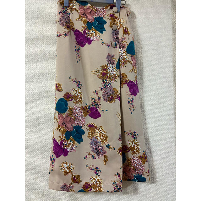 GRL(グレイル)の花柄スカート レディースのスカート(ロングスカート)の商品写真