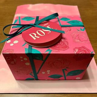 LUSH - 【新品】LUSH ROSE ギフト 箱入り