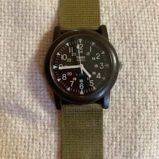 タイメックス(TIMEX)のタイメックス キャンパー 腕時計(腕時計(アナログ))