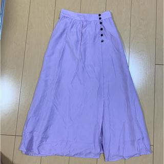 JUSGLITTY - ジャスグリッティー*春色ロングスカート