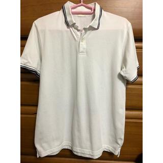 GU - ポロシャツ 白