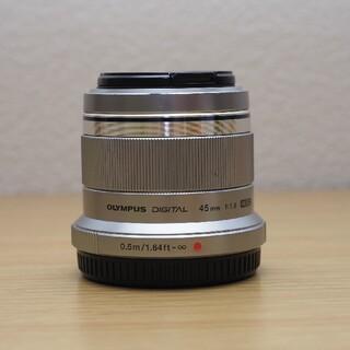 OLYMPUS - OLYMPUS 単焦点 M.ZUIKO DIGITAL 45mm F1.8