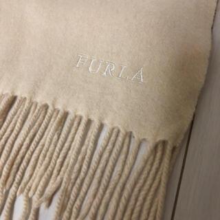 Furla - 【FURLA】フルラ   カシミア100%ストール ライトベージュ