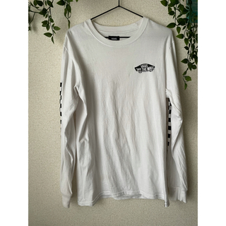 ヴァンズ(VANS)のバンズのTシャツ(Tシャツ(長袖/七分))