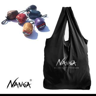 NANGA - NANGA ナンガ エコバッグ  POCKETABLE ECO BAG