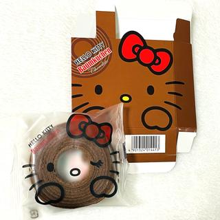 ハローキティ(ハローキティ)のハローキティ バウムクーヘン チョコレート味  キティちゃん スイーツ(菓子/デザート)