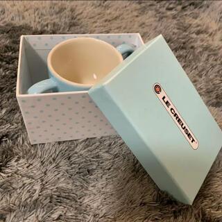 ルクルーゼ(LE CREUSET)の【新品未使用】ル・クルーゼ マグカップ(食器)