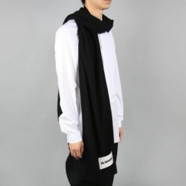 Jil Sander(ジルサンダー)の20aw JIL SANDER CASHMERE SCARF ジルサンダー メンズのファッション小物(マフラー)の商品写真