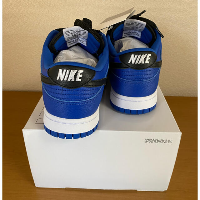 NIKE(ナイキ)のNIKE DUNK BY YOU FRAGMENT風 26.5cm メンズの靴/シューズ(スニーカー)の商品写真