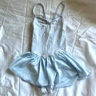 チャコット(CHACOTT)のチャコット スカート付きレオタード 120(ダンス/バレエ)