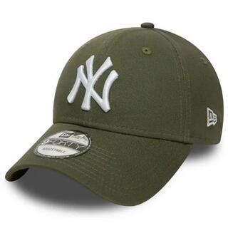 NEW ERA - New Era NY ニューエラ ヤンキース キャップ カーキ 新品未使用