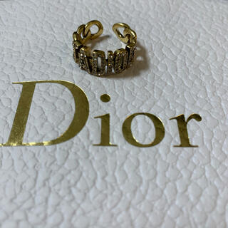 Dior - ロゴリング