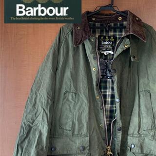 Barbour - バブアー オイルドジャケット