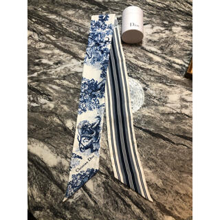 Dior - 美品 Dior ツイリー スカーフ TOILE DE JOUY MITZAH