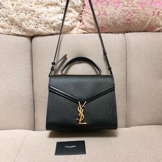 Yves Saint Laurent Beaute - 大幅値下げ! サンローラン カサンドラ トップハンドル ショルダーバッグ