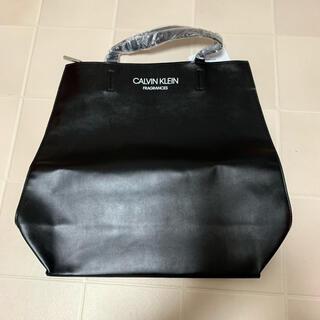 Calvin Klein - 新品未使用 カルバンクライン レザー調トートバッグ