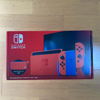任天堂 - Nintendo Switch マリオ レッドブルーセット