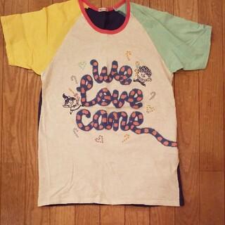 ラフ(rough)のrough ラフ カジュアルTシャツ(Tシャツ(半袖/袖なし))