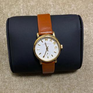 マークバイマークジェイコブス(MARC BY MARC JACOBS)のマークバイマークジェイコブス 時計 皮(腕時計)