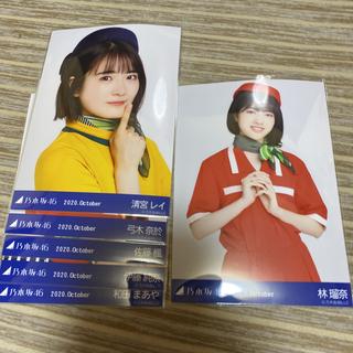 ノギザカフォーティーシックス(乃木坂46)の乃木坂46 ca風 生写真(女性アイドル)