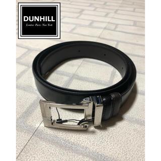 Dunhill - DUNHILL ベルト 42/107 黒 未使用新品 イタリア製
