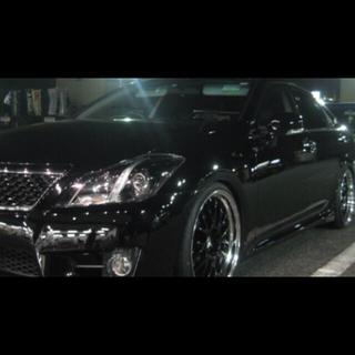 200系クラウンアスリート黒‼️美車