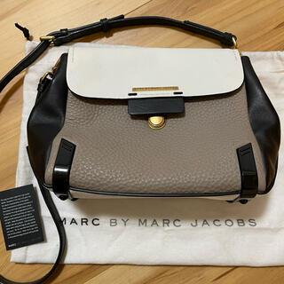 マークバイマークジェイコブス(MARC BY MARC JACOBS)の美品 マークバイマークジェイコブス ショルダーバッグ 定価約4万円 送料込み(ショルダーバッグ)