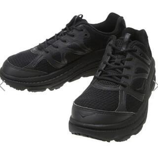 エンジニアードガーメンツ(Engineered Garments)のエンジニアドガーメンツ hoka one one スニーカー black 27(スニーカー)