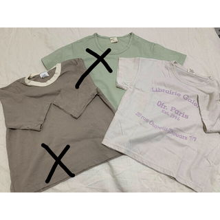 ZARA KIDS - 韓国子供服✳︎未使用品Tシャツ5枚セット