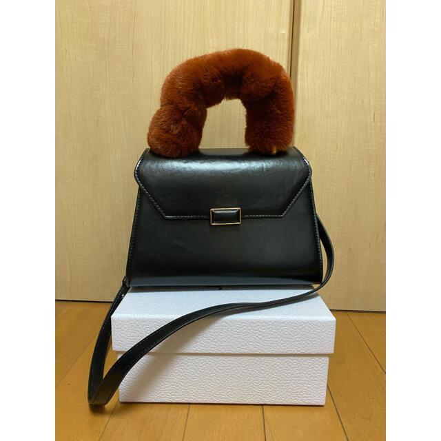 snidel(スナイデル)のSNIDEL  クラシカルバッグ レディースのバッグ(ハンドバッグ)の商品写真