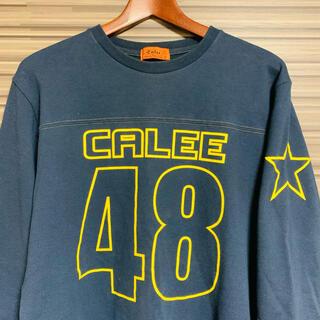 キャリー(CALEE)のcalee  キャリー  7部丈Tシャツ(Tシャツ/カットソー(七分/長袖))