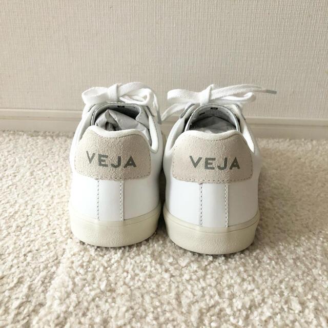 DEUXIEME CLASSE(ドゥーズィエムクラス)のVEJA ESPLAR LEATHER ヴェジャ スニーカー レザー レディースの靴/シューズ(スニーカー)の商品写真