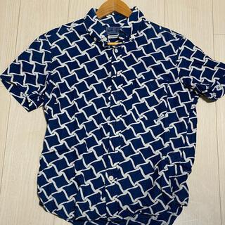 ブルーブルー(BLUE BLUE)のBLUE BLUE ARIGATO 半袖シャツ(シャツ)