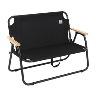 ドッペルギャンガー(DOPPELGANGER)の新品 DOD CS2-500-BK ブラック [グッドラックソファ](テーブル/チェア)