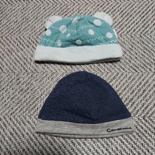 コンビミニ(Combi mini)のコンビミニ 帽子 2つセット(帽子)