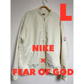 フィアオブゴッド(FEAR OF GOD)のNIKE fear of god バスケットボールジャケット(ナイロンジャケット)